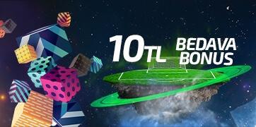 uzaybet 10 tl bonus