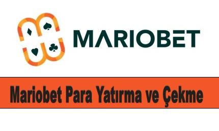 Mariobet Banka Havalesiyle Para Yatırma