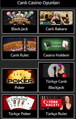 Mariobet Casino canlı oyun