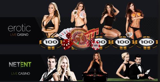 Sekabet Casino erotik live