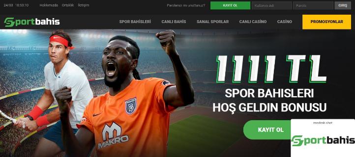 Sportbahis Casino bonus