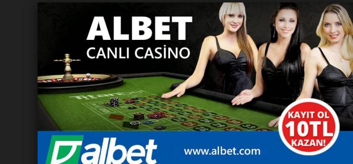 albet casino üye ol kazan