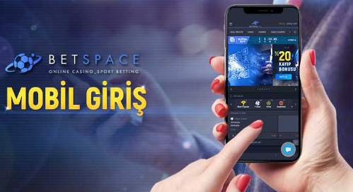 Betspace mobil