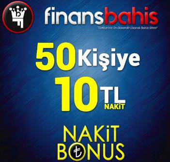 Finansbahis bonus