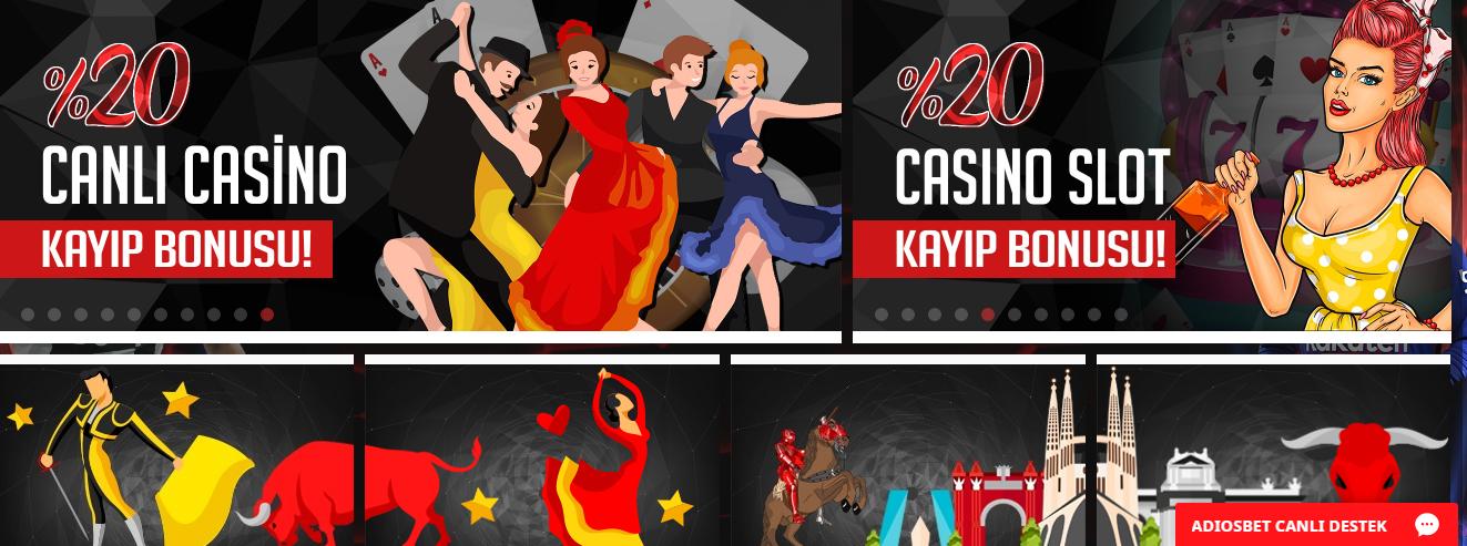 Adiosbet Casino