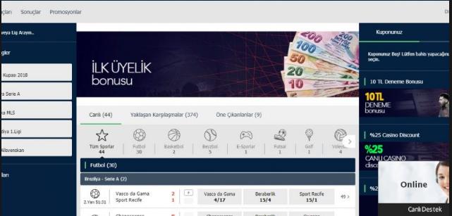 Vegabet Cepbank Çevrimsiz Bonusu