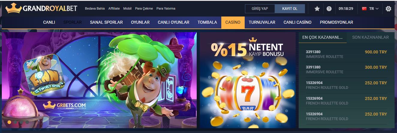 grbets casino
